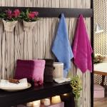 Bambu Jakarlı Havlu
